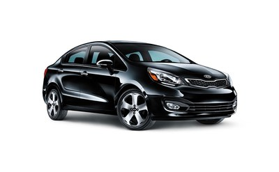 The 2015 Kia Rio in Joliet, Ill. is an excellent affordable subcompact model that delivers energetic performance and a loaded interior. (PRNewsFoto/Bill Jacobs Auto Group)