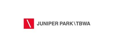 Juniper Park\TBWA Logo