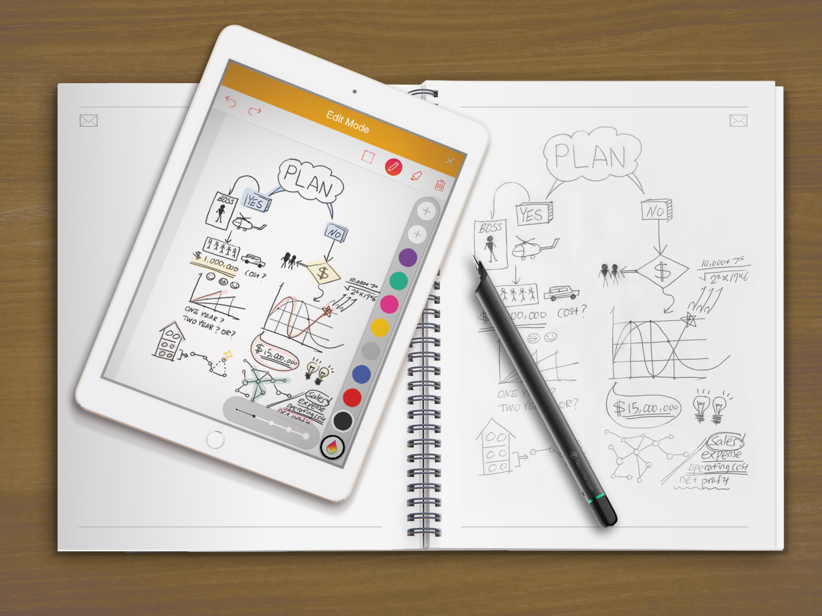 New Survey Shows Professionals Prefer Pen and Paper Note Taking for Increased Productivity and Retention