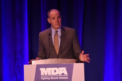 MDA President and CEO Steven M. Derks today opened the 2015 Scientific Conference in Washington for more than 400 of the nation's leading scientists, researchers and professionals specializing in neuromuscular disease research and care.