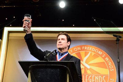 Travolta To Toast Doolittle Raiders