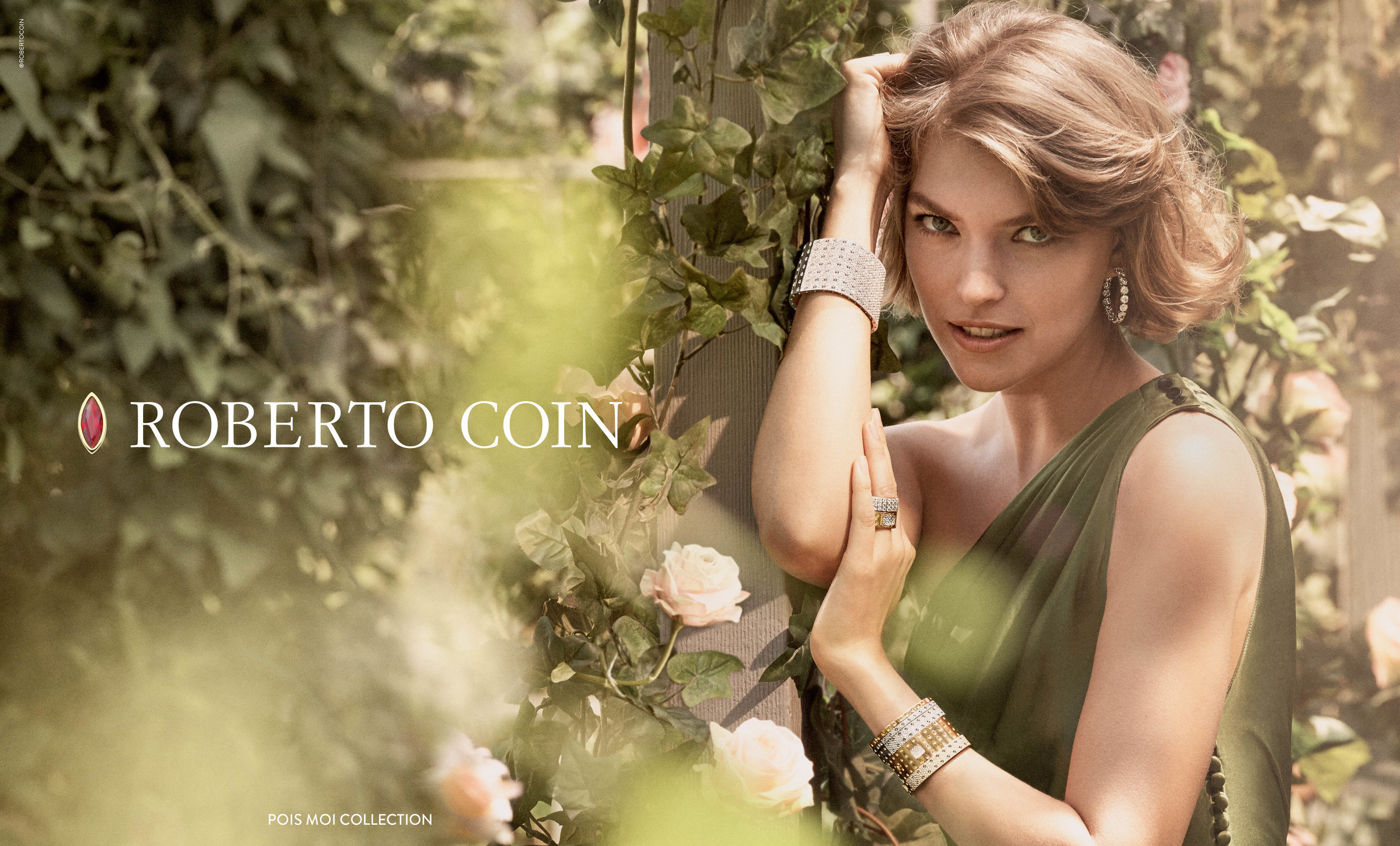 A New Face on the Coin: 'Arizona Muse Selected as the Model for the 2015 Campaign