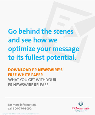 What Do You Get with Your PR Newswire Release? Guide shares behind-the-scenes look at press releases distributed via PR Newswire.