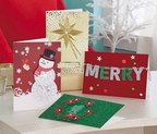 Hallmark Signature Collection greeting cards for Christmas.  (PRNewsFoto/Hallmark Cards, Inc.)