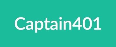 Captain401 logo