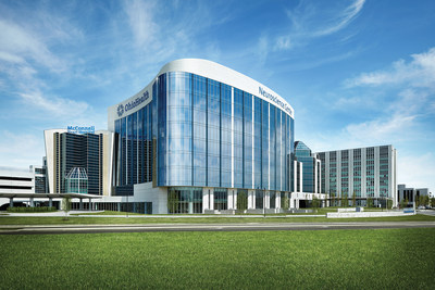 OhioHealth Opens its New Neuroscience Center at Riverside Methodist Hospital