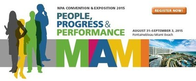 NPA 2015 Convention & Expo