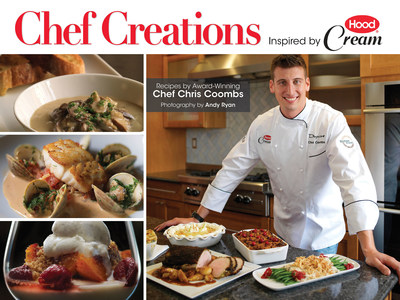 Hood(R) Cream partners with renowned New England Chef Chris Coombs to launch the brand's first-ever eCookbook.