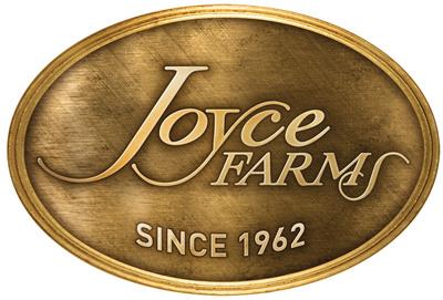 Joyce Farms, Inc. New Logo.