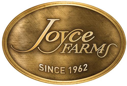 Joyce Farms, Inc. New Logo. (PRNewsFoto/Joyce Farms, Inc.) (PRNewsFoto/JOYCE FARMS, INC.)