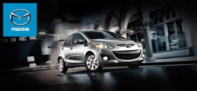 Mazda of Lodi stocks Mazda's most affordable new automobile, the 2014 Mazda2.  (PRNewsFoto/Mazda of Lodi)