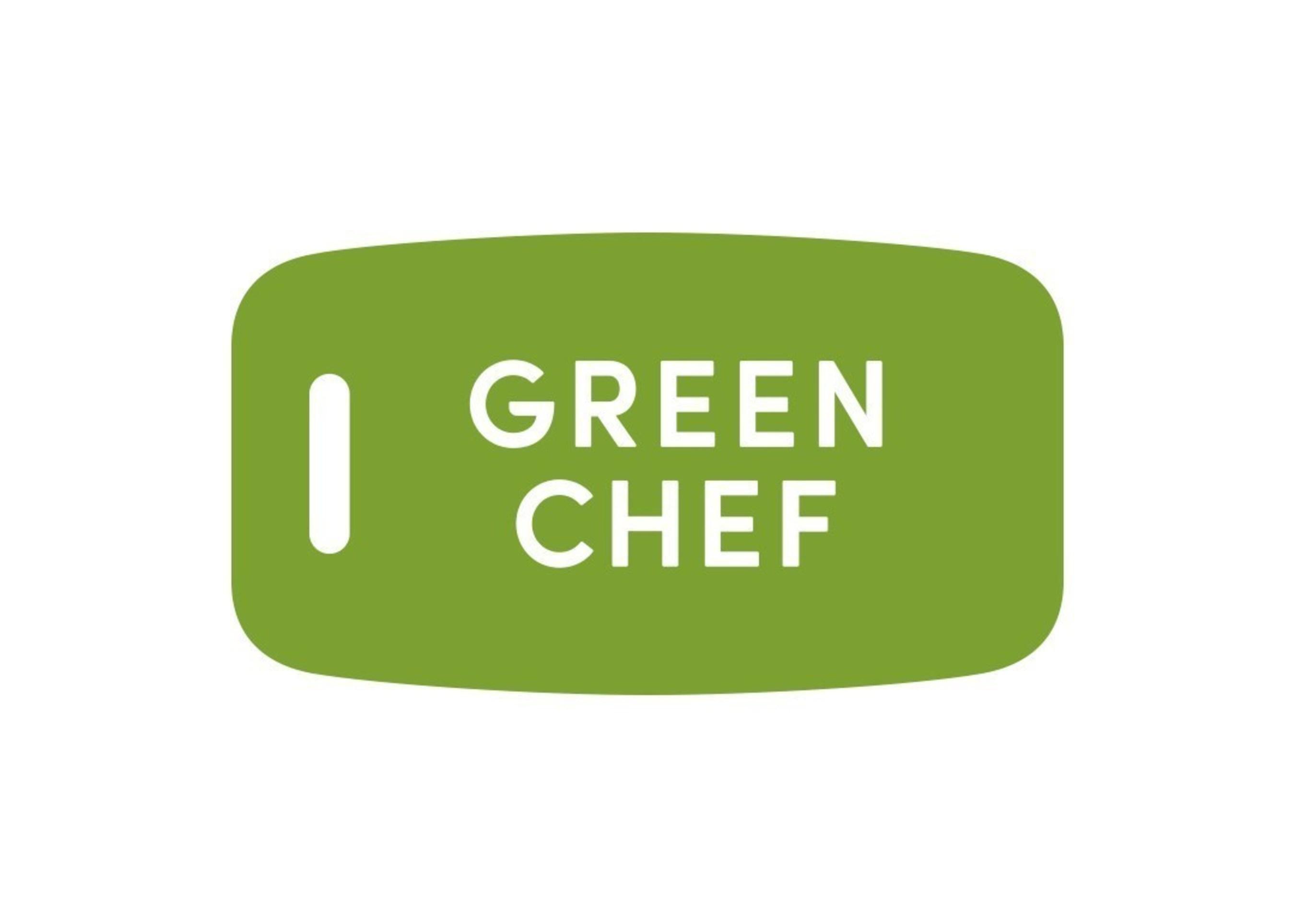 Green Chef logo (PRNewsFoto/Green Chef)