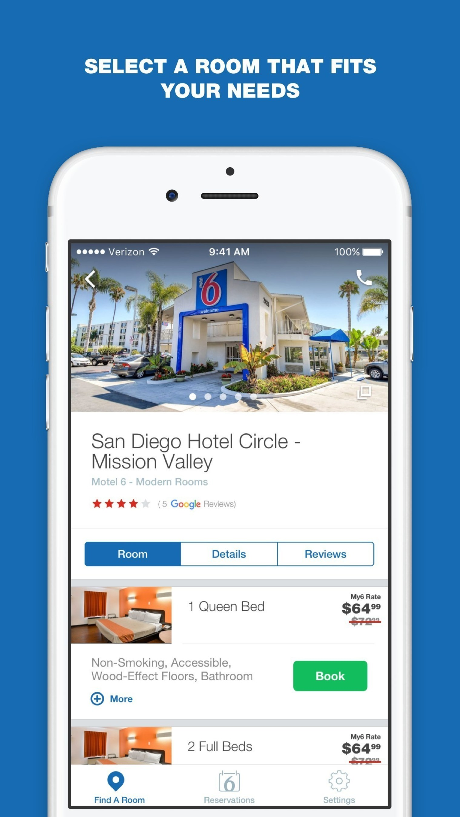 G6 Hospitality Partners with Prolific Interactive to Launch New 'My 6' App with Discount Promotion