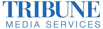Tribune Media Services logo. (PRNewsFoto/Tribune Media Services)