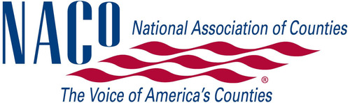 National Association of Counties (NACo) logo.  (PRNewsFoto/CVS)