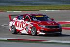 Kia Racing starts Pirelli World Challenge title defense atop podium in season opener