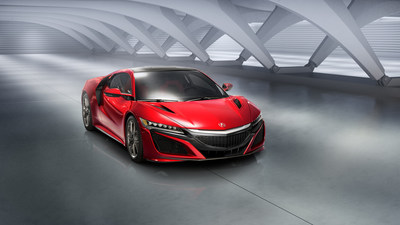 Acura unveiled the next-generation NSX at the North American International Auto Show on Monday, January 12, 2015.