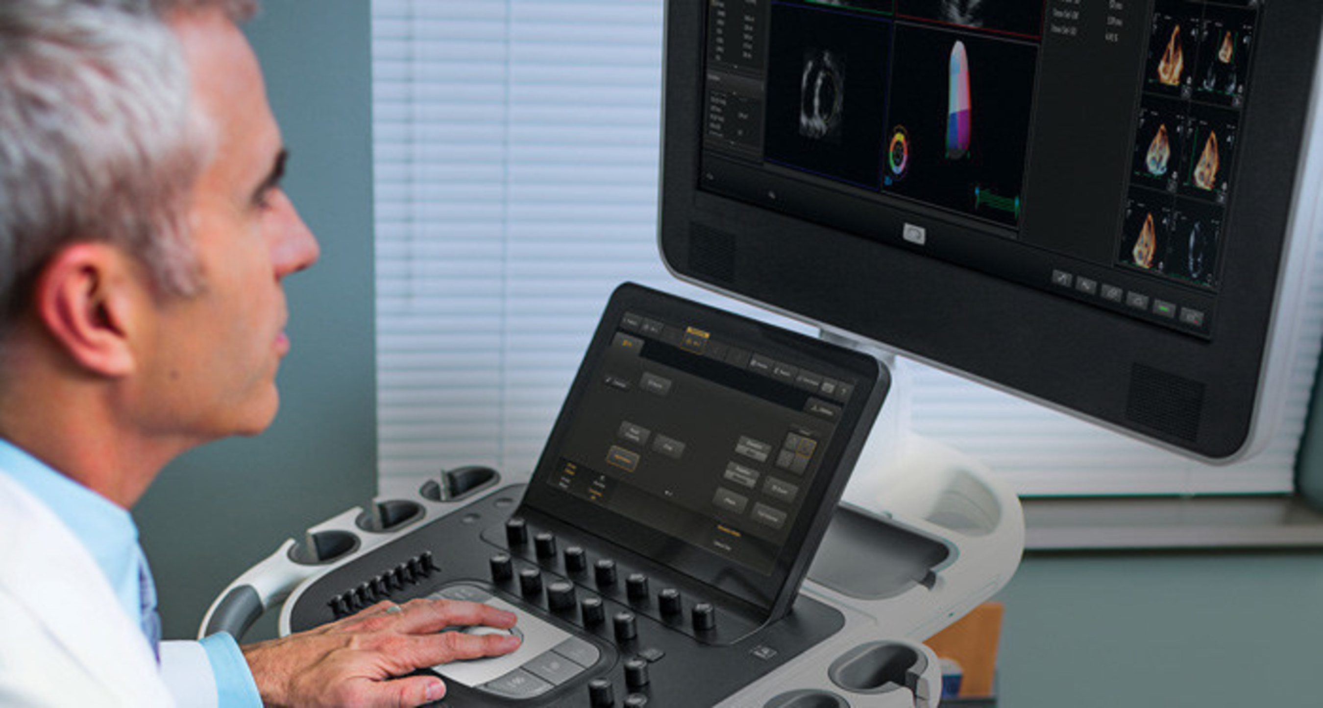 EPIQ 7 uses Anatomical Intelligence to provide clinicians with sophisticated tools to help address today's most demanding healthcare challenges.