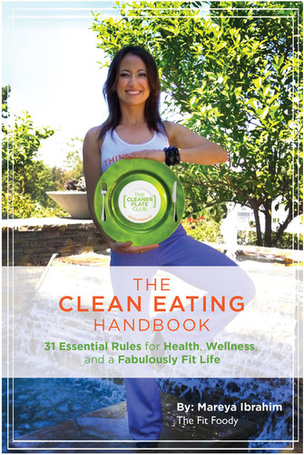 "Celeb Chef Mareya Ibrahim launches new book, ""The Clean Eating Handbook"" www.eatcleaner.com.  (PRNewsFoto/Christie Communications)"