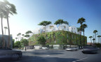 8600 Wilshire in Beverly Hills, rendering courtesy of MAD