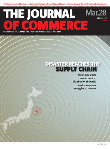 Disaster in Japan Touches Every Stop on Supply Chain