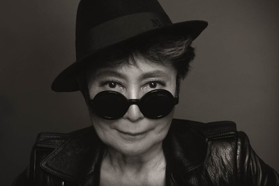 Yoko Ono Lennon to Present at TJ Martell Foundation 39th Honors Gala (PRNewsFoto/T.J. Martell Foundation)