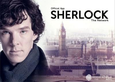 The Project Factory worked on the award-winning Sherlock Campaign (PRNewsFoto/Way To Blue Ltd)