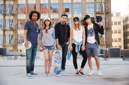 Pepsi(R) Showcases Its First-Ever Global Live for Now(TM) Capsule Collection (PRNewsFoto/PepsiCo)