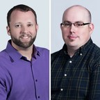 Standing Dog Interactive, a premier Dallas-based Internet marketing agency, has announced the promotion of Mike Ulrich to director of digital marketing technology (left) and Chris Brown to director of digital marketing. For information, visit www.StandingDog.com or call 1-214-696-9600.