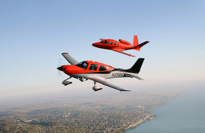Cirrus Aircraft today announced that new aircraft shipments in 2014 were the best company performance since 2008.