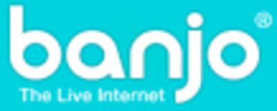 Banjo Logo.  (PRNewsFoto/Banjo)