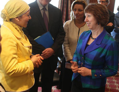 EU Newsbrief: High Representative Ashton Assures EU Support for Democratic Transition in Egypt
