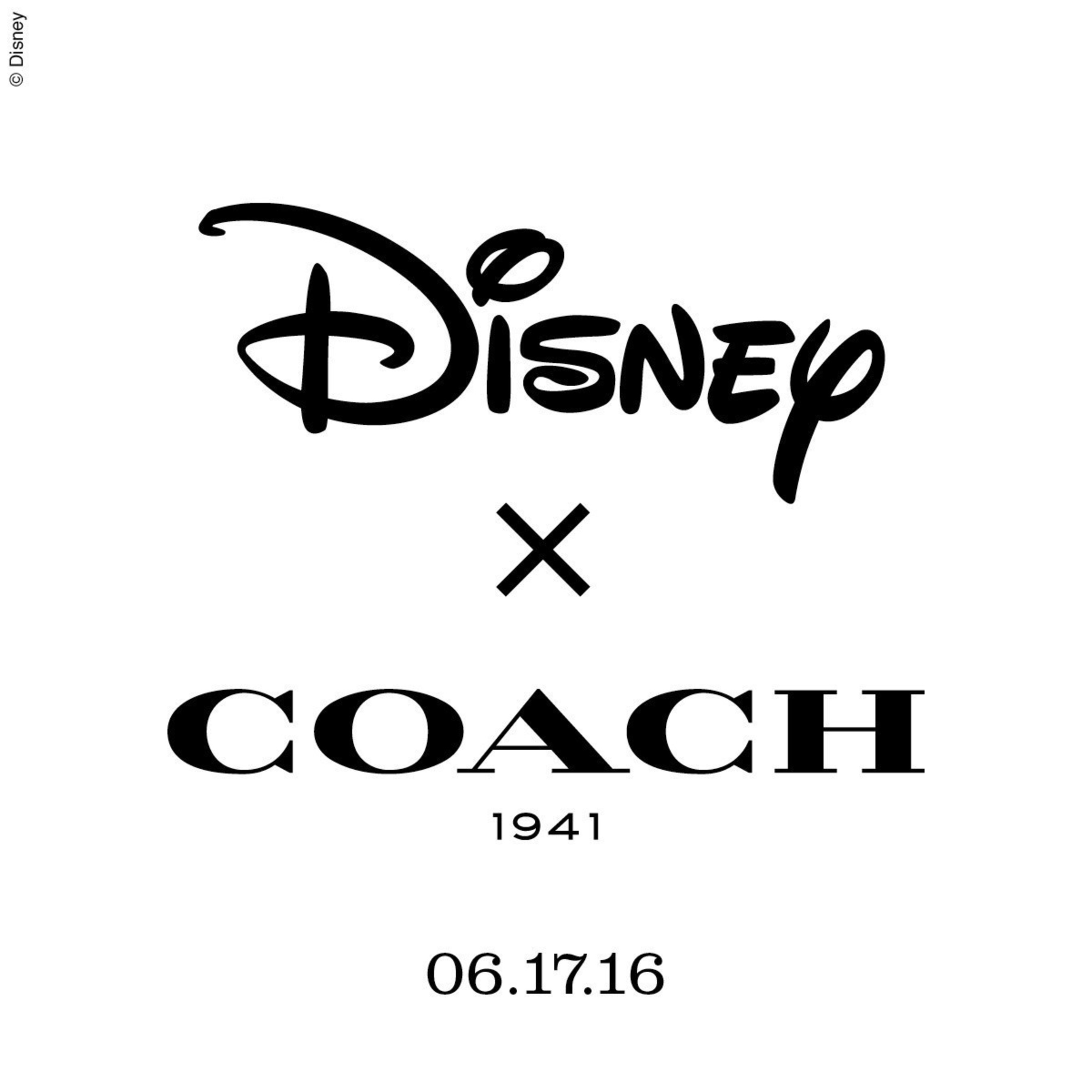 897620b0 Disney and Coach Debut Mickey Mouse Collection