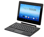 """Nextbook Ares 11 - the first Intel powered Nextbook Android 5.0 tablet with an 11.6"""" screen and magnetic detachable keyboard."""
