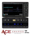 The LabMaster 10-100Zi, 100 GHz bandwidth oscilloscope from Teledyne LeCroy, wins the prestigious ACE (Annual Creativity in Electronics) Award