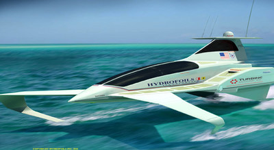 Hydrofoils Incorporated INTERCEPTOR