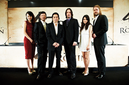 UNIVERSAL PICTURES ANNOUNCES START OF PRINCIPAL PHOTOGRAPHY ON 47 RONIN, THE NEW EPIC 3D