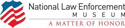 National Law Enforcement Museum logo.  (PRNewsFoto/National Law Enforcement Museum)