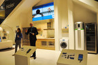 Haier issued an entire series of smart internet home appliances on IFA Show in Germany