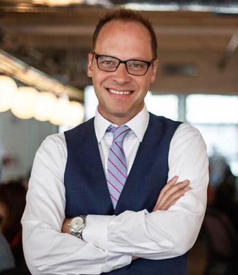 Josh Golden named publisher of Advertising Age.