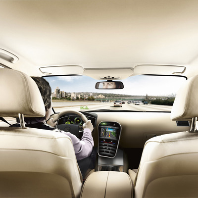 Continental's Interior Division introduces the dashboard to the digital age.  (PRNewsFoto/Continental)