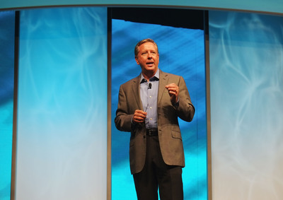 Ventyx CEO Jeff Ray Addresses Global Customer Community at Ventyx World Opening