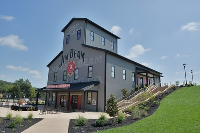 The Jim Beam American Stillhouse. (PRNewsFoto/Beam Inc.)