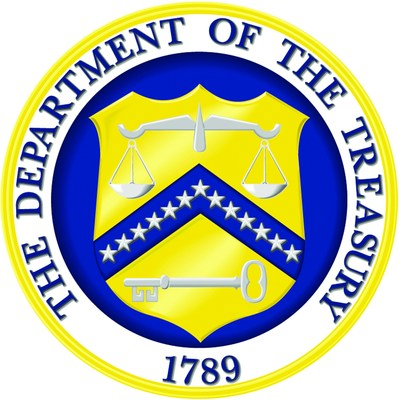 US Treasury Dept. Seized Real Estate & Personal Property Auctions Live & Online! (PRNewsFoto/U.S. Treasury Department)