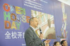 China Ready For New World School