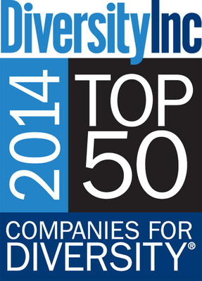 DiversityInc Takes the Number One Spot for Web Traffic and Social-Media Reach Among Diversity Publications. (PRNewsFoto/DiversityInc) (PRNewsFoto/DIVERSITYINC)