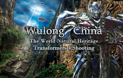 """Transformers 4: Age of Extinction"" shot in Wulong, a Natural World Heritage site"