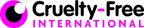 Cruelty Free International logo.