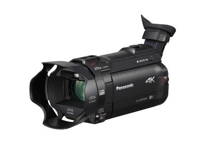 Panasonic's New Camcorder Line-up Provides Videographers and Families with Everything They Need for Picture Perfect Recording