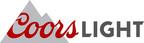 Coors Light logo.  (PRNewsFoto/MillerCoors)